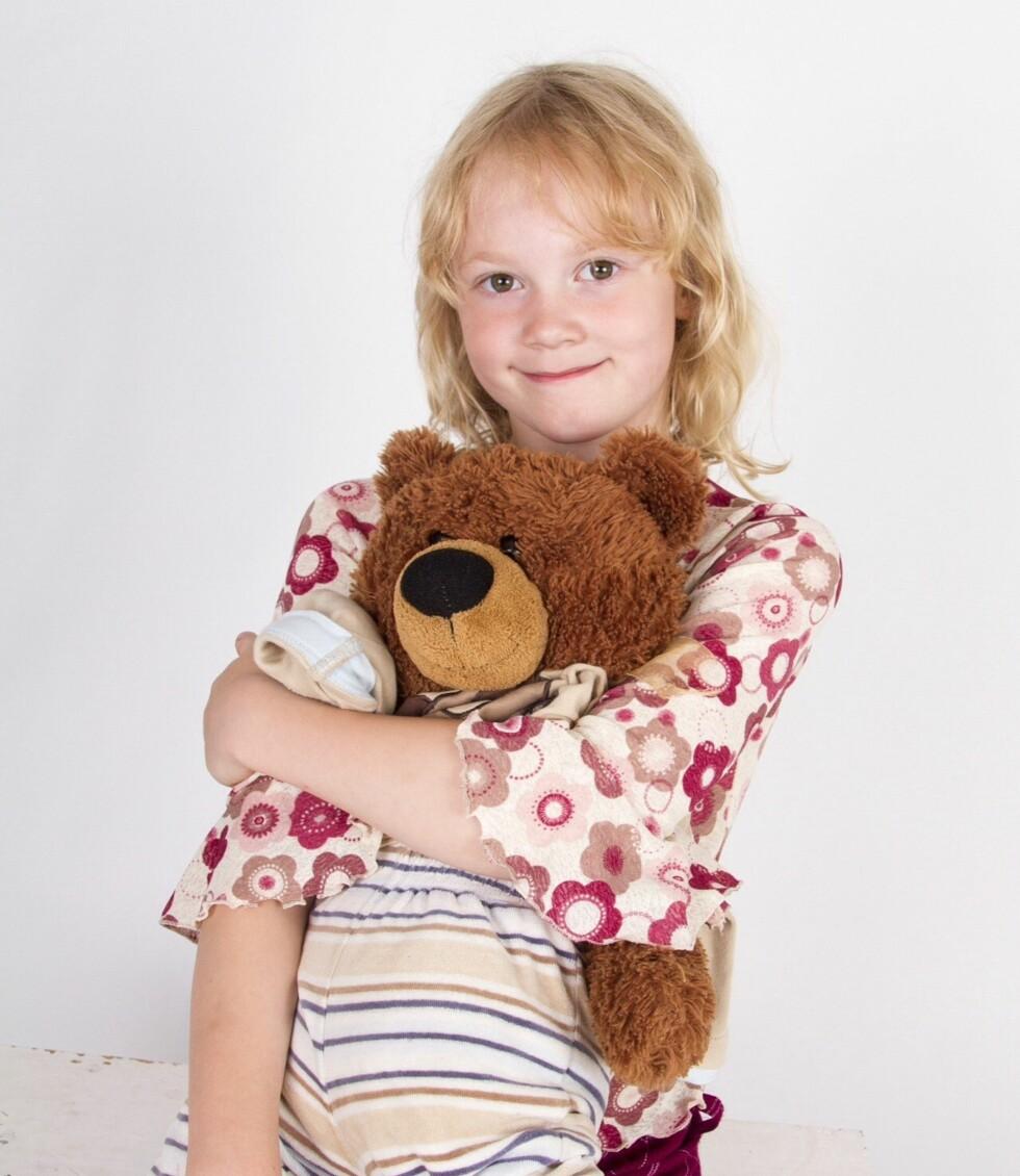 TIDLIG MISTANKE: Ingrid var bare 14 måneder gammel da moren fikk mistanke om at hun kunne ha ADHD.  Foto: Linn C. Arnesen, MUM Photography