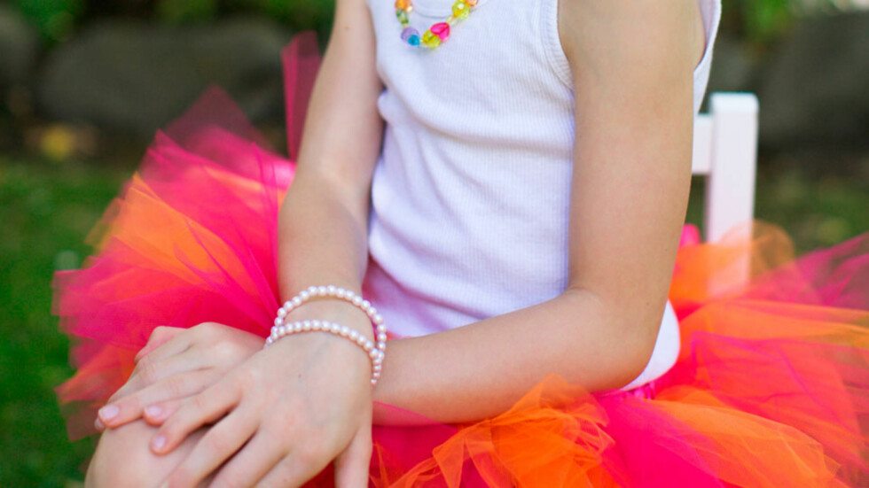 GØY MED PRINSESSEKJOLER: Både for jenter og gutter! Foto: Shutterstock ©