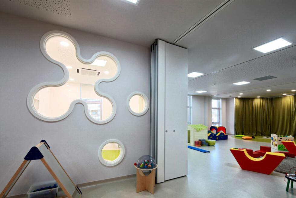BARNEHAGE FOR DE MINSTE: Like bra å begynne når man er 1 år som når du er 3, viser ny norsk undersøkelse. Foto: Shutterstock.com ©