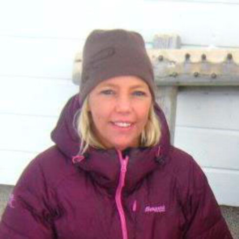 Førskolelærer Monica Bjerkeengen: – Forberedelsene bør starte i god tid hjemme. Foto: Privat