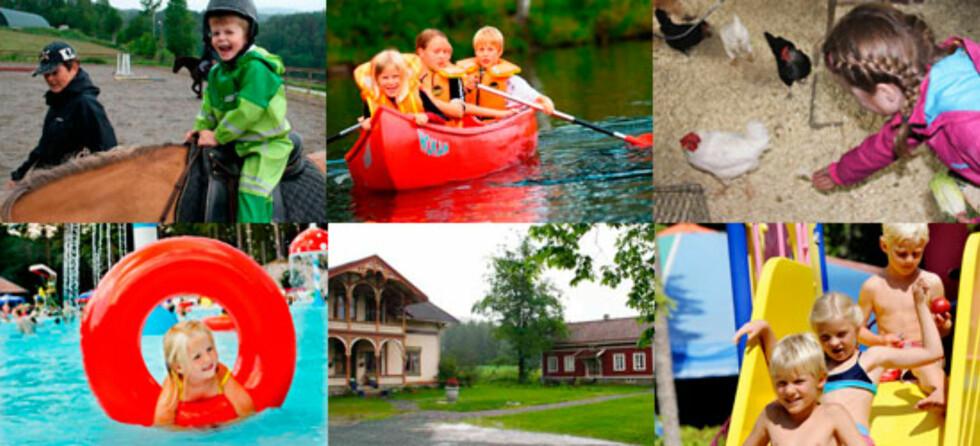 Familieferie: Bø i Telemark