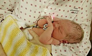 Charlotte (23) fikk livet snudd på hodet etter ultralyden
