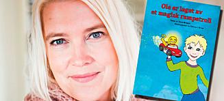 Utgir bok for barn født ved hjelp av donor