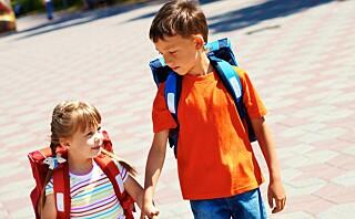 Kunne du tenke deg å GPS-spore barnet ditt?
