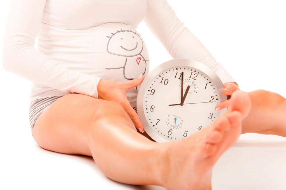 UTÅLMODIG? Lei av å vente? Foto: Shutterstock.com ©