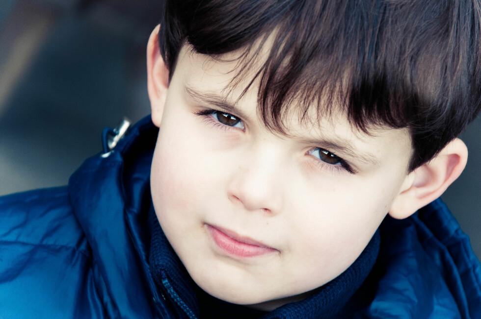 Seksåringen går gjennom en omveltende periode i livet. Foto: Shutterstock.com ©