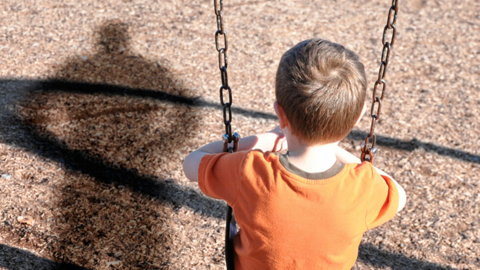 BARNEHAGENS PLAGEÅND: ... men ingen psykopat!  Foto: Shutterstock.com. Personene på bildet har ingen tilknytning til temaet.