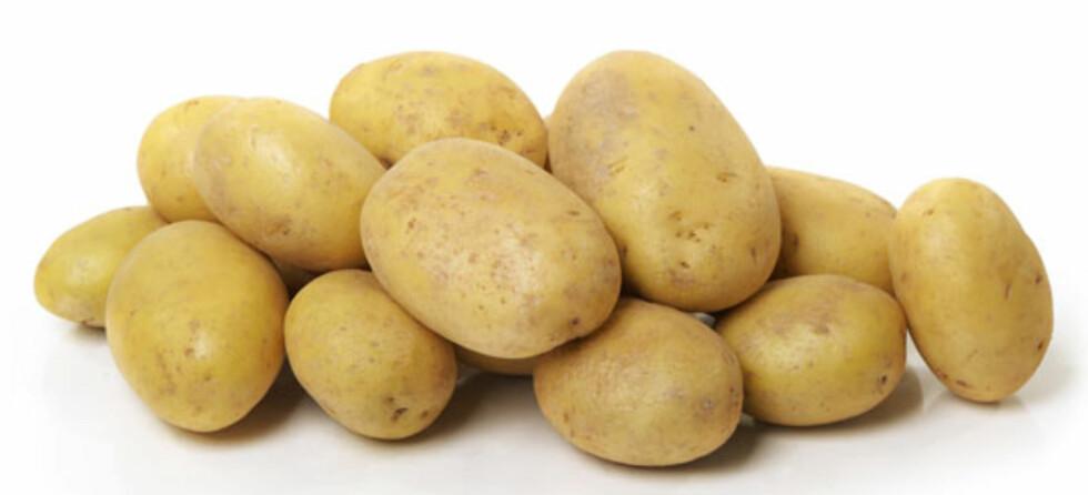 SKAL DET VÆRE EN FRANSK POTET: Amandine - fransk navn med potetassosiasjoner.