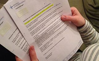 Dette brevet burde Eli aldri ha fått