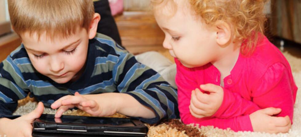 Hvilke apper skal man velge? Foto: Colourbox.com