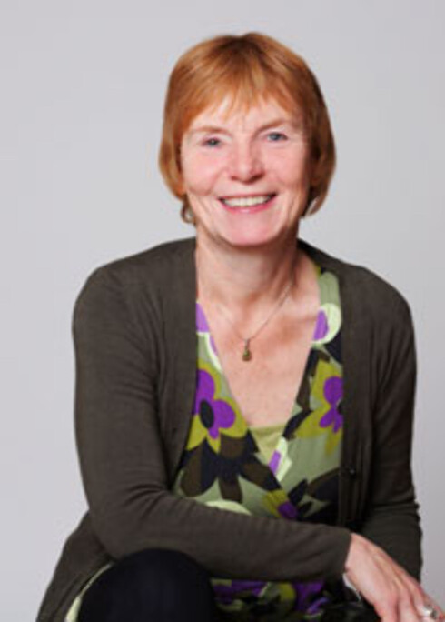 Barnepsykolog Elisabeth Gerhardsen: Mener klistramerker kan fungere fint. Foto: Inger Marie Grini