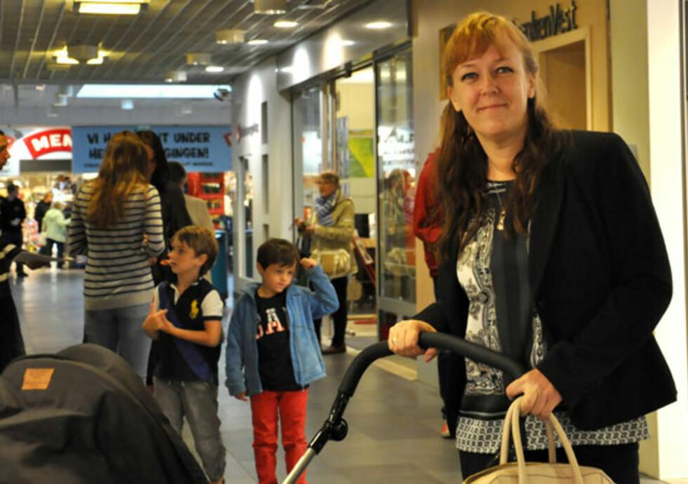 – Å bli bestjålet er en ubehagelig opplevelse. Og at noen snoker rundt barnevognen er skremmende, sier Slettemoen. Foto: Tryg