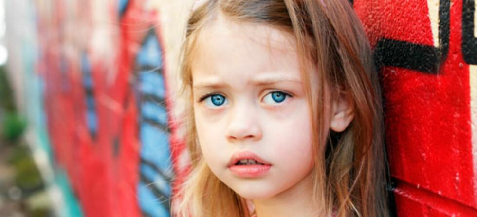Dette opplever mange barn i norske barnehager og skoler. Foto: Shutterstock.com ©