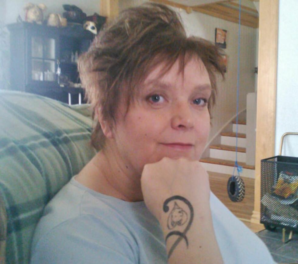 40 år og snart mamma: - Det er nesten for godt til å være sant, skriver Leni