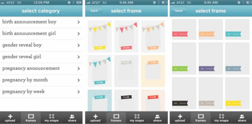 Ikke overraskende fant vi en app - også for dette! Et par klikk og du har publisert nyheten på sosiale medier.