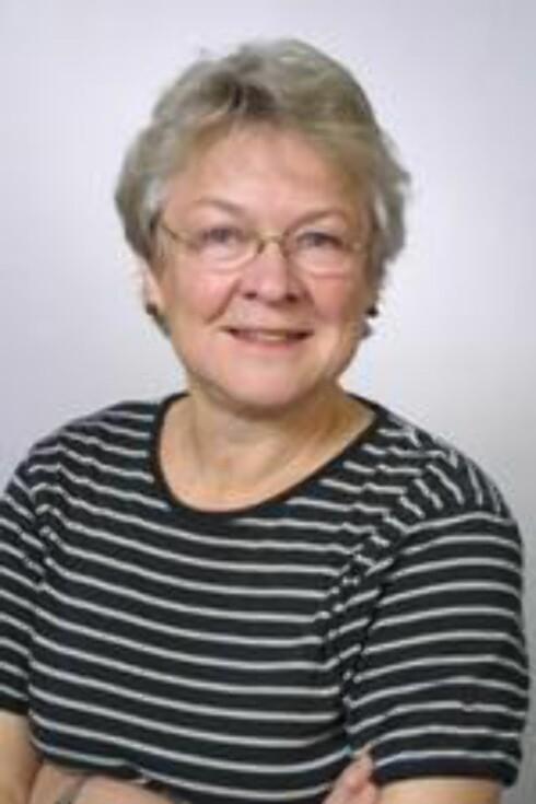 Marit Rødbotten ved Matforsk:: Variert kosthold er viktig - helt fra tiden i mors liv! Foto: Kjell J. Merok, Nofirma Mat