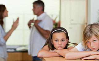 Slik hjelper dere barna ved samlivsbrudd