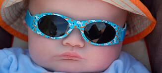 Baby på sydentur - forsvarlig?