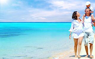 Bevar parforholdet i ferien