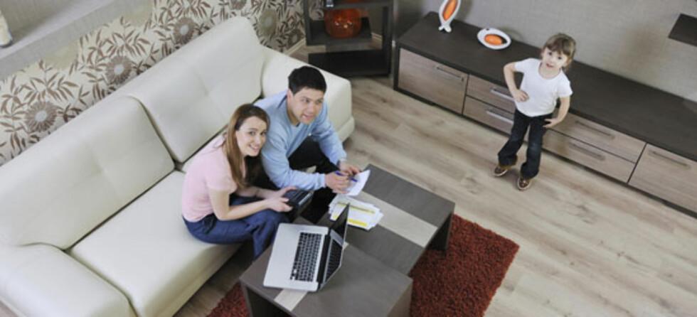 Bedre familieøkonomi. Foto: Shutterstock