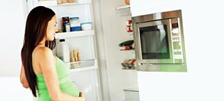 Hva bør du unngå å spise når du er gravid?
