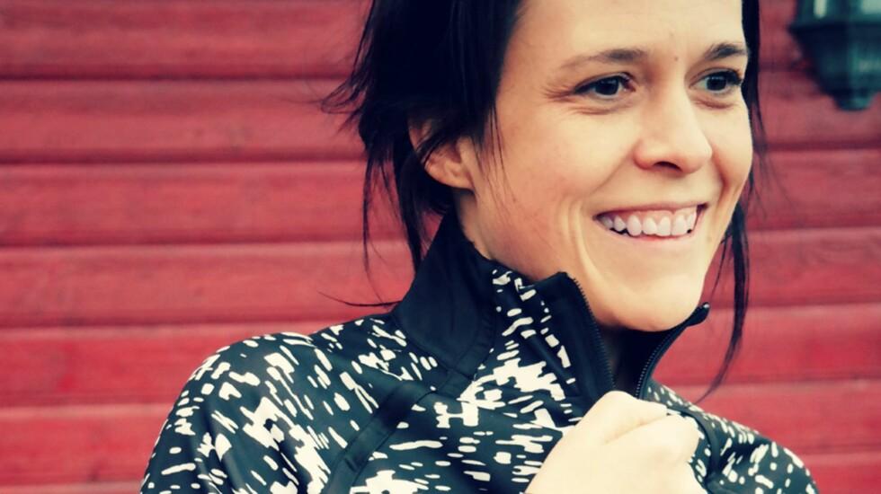 SLET MED DEPRESJON: Hilde har på bare tre år gjort enorme forandringer i livet sitt. Foto: Privat