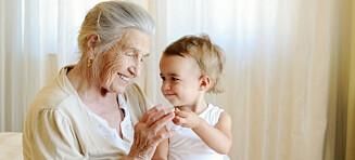 Babysang på aldershjemmet: - Det skjer noe helt magisk når eldre møter babyer