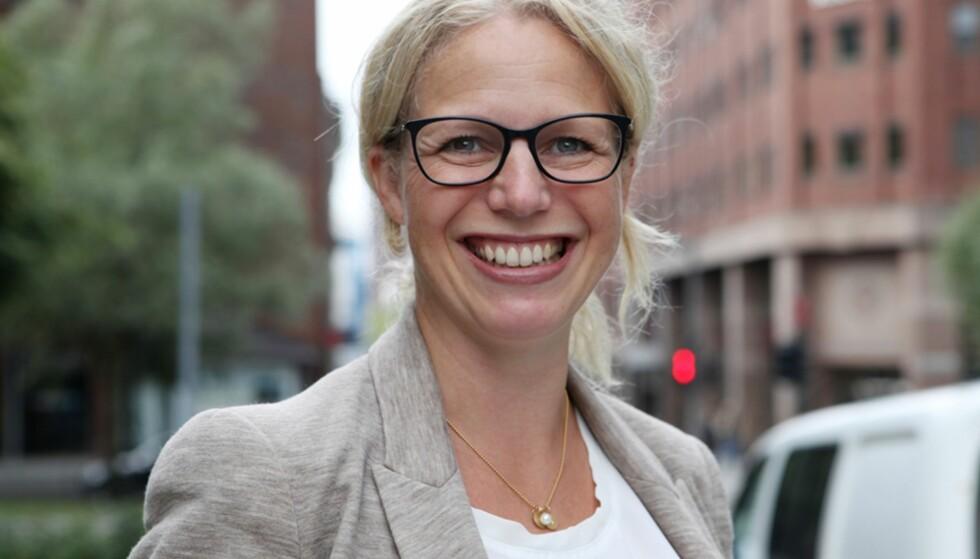 MER VEKT PÅ INDIVIDUELL TILPASNING: Rådene er ikke vesentlig endret, forteller Linda Granlund i Helsedirektoratet. Foto: Rebecca Ravneberg/Helsedirektoratet