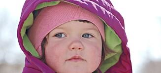 Bruke kuldekrem på barn eller ikke?