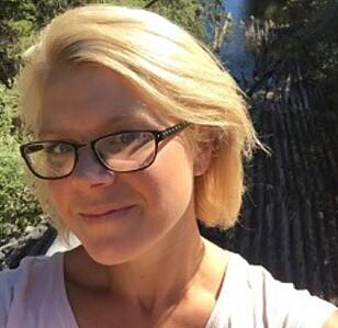 Jordmor Katrine Fagervoll. Foto: Privat