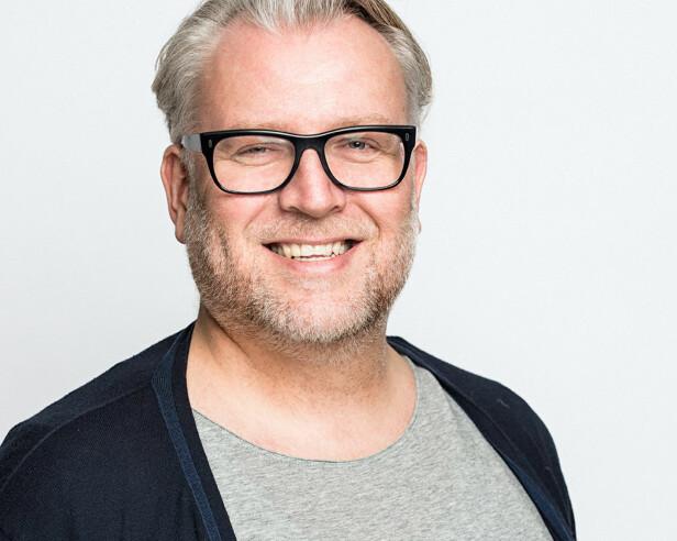 DRIVER SEXOLOGISK RÅDGIVNING: Tore Holte Follestad ved stiftelsen Sex og Samfunn. Foto: Kai Myhre