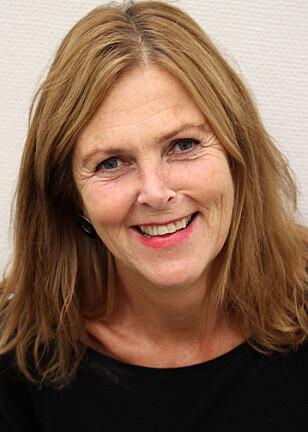 VIKTIG: Professor Margareth Sandvik mener bruk av iPad og andre digitale verktøy er en viktig del av barnehagens mange aktiviteter. Foto: Privat
