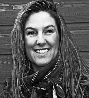 ØNSKER SEG KREATIV BRUK AV NETTBRETT: Mari Ann Letnes, førsteamanuensis ved NTNU. Foto: privat
