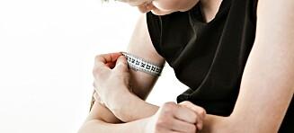 Gutter med spiseforstyrrelser ser ofte på seg selv som mindre enn de egentlig er