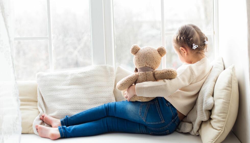 ADHD UOPPMERKSOM TYPE: Jenter som har ADHD får i hovedsak denne diagnosen. Illustrasjonsfoto: NTB Scanpix