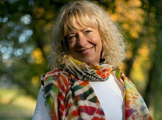 TERAPEUT: Margrete Wiede Aasland holder blant annet gruppeterapi for menn som har forgrepet seg seksuelt på barn. Foto: Privat