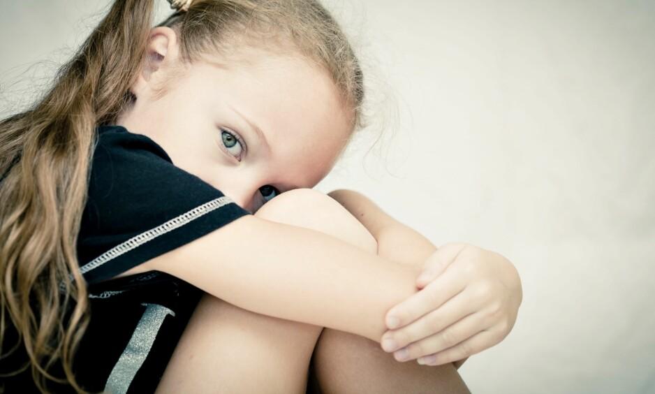 SEKSUELT MISBRUK AV BARN: Det er ifølge ekspertene få klare tegn på at et barn har blitt utsatt for overgrep. Foto: NTB Scanpix