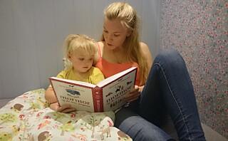 Mamma Kristine lar treåringen styre leggetiden selv