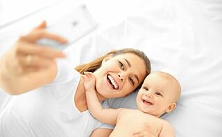 Har du også 10 000 bilder av babyen din?