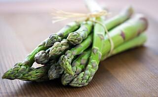 Dette er forskjellen på hvit og grønn asparges