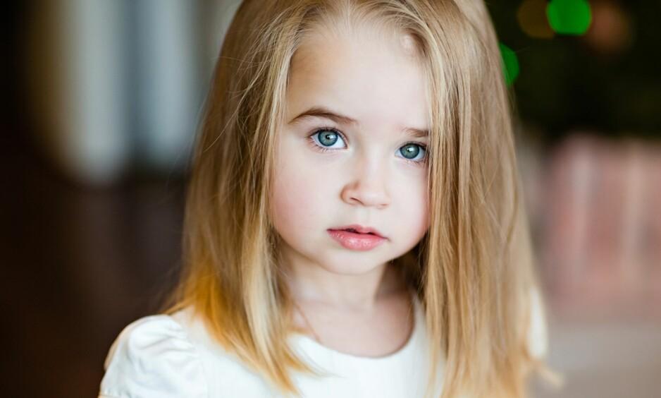 HØYSENSITIVT BARN: Stemmer det at enkelte barn er mer sensitive for sanseinntrykk enn andre barn? Foto: NTB Scanpix