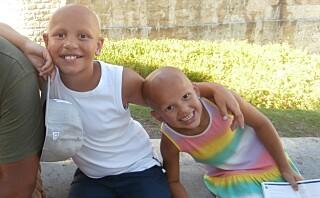 - Det er viktig at folk vet at barna ikke har kreft, at de er friske og at dette ikke er smittsomt