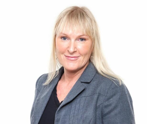 ALT MED MÅTE: Ernæringsfysiolog Liv Irene Dalby mener man bør vente med å gi godteri til barna selv ber om det. Foto: Privat