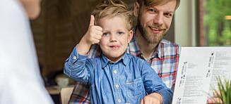 Restaurant gir rabatt for høflige barn: - Tror ikke det vil ha en oppdragende effekt