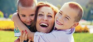 Mødre med bare sønner lever kortere