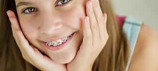 Tannregulering til barn kan variere veldig i pris