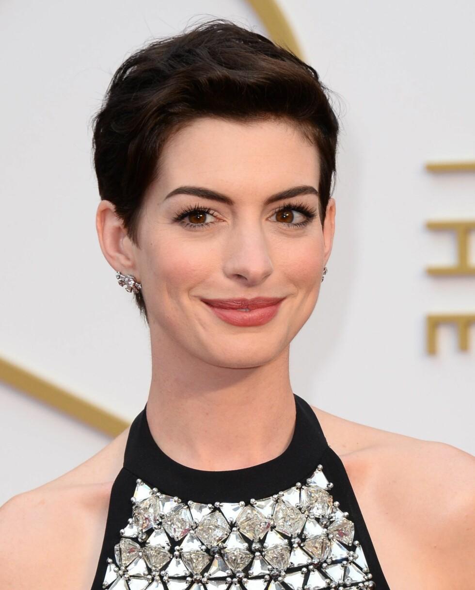 Anne Hathaway. Foto: INVISION