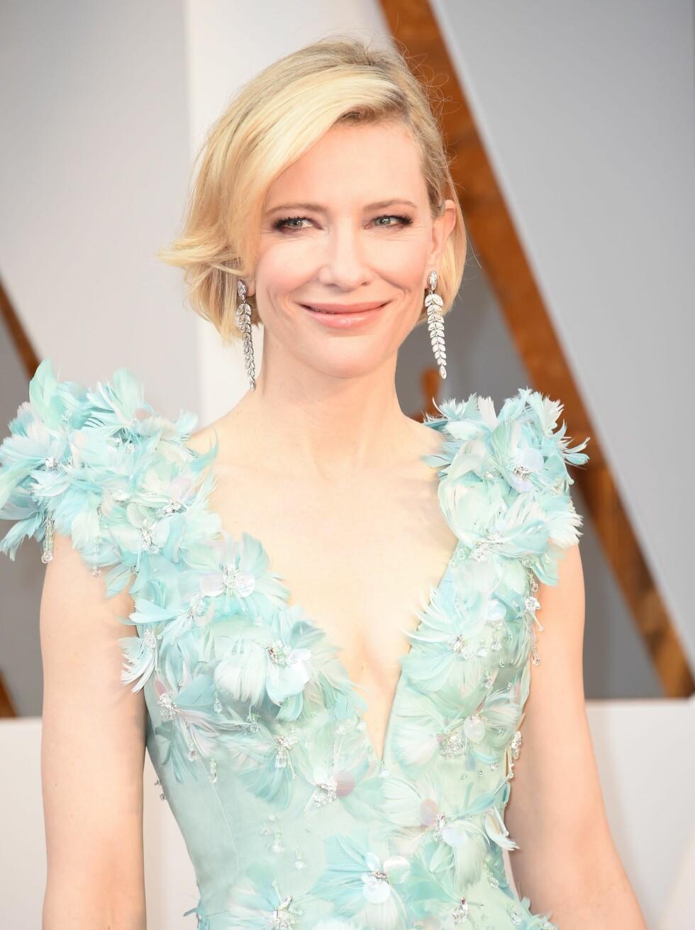 Cate Blanchett.  Foto: Afp