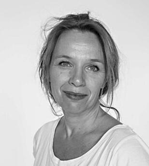 FANTASTISK FØDSEL: Overlege Ingvild Hallberg synes ikke kvinner skal være redde for å velge vaginal setefødsel. Foto: Embla Helse