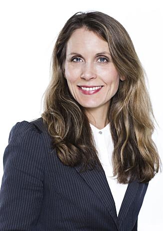 JOBBEKSPERT: Siv Isabel Eide er ansvarlig for kvinnesatsingen i Innovasjon Norge. -  Foto: Presse